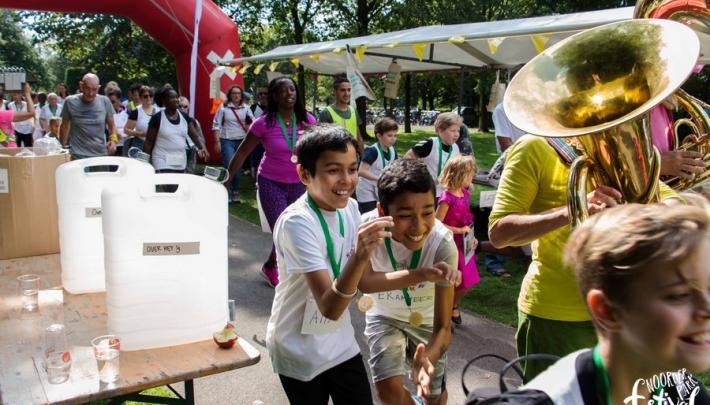 Maak kennis met Amsterdam-Noord tijdens Noorderparkfestival