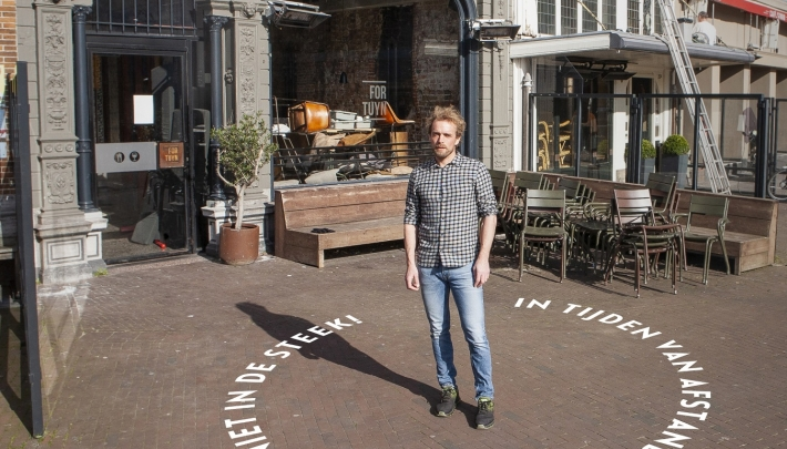 Haarlem Marketing start campagne om lokale ondernemers te steunen