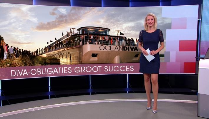 OCEANDIVA haalt ruim 1 miljoen op via obligaties