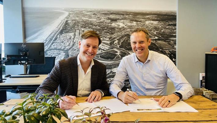 Witte Kruis Evenementenzorg partner van Circuit Zandvoort
