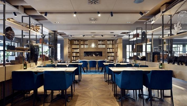 One24, nieuw restaurant Carlton President geopend