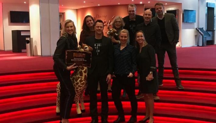 Gouden Giraffe Event Awards 2019 bij Jaarbeurs