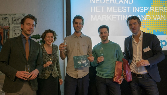 PIM Trendrapport 2018: Connected society
