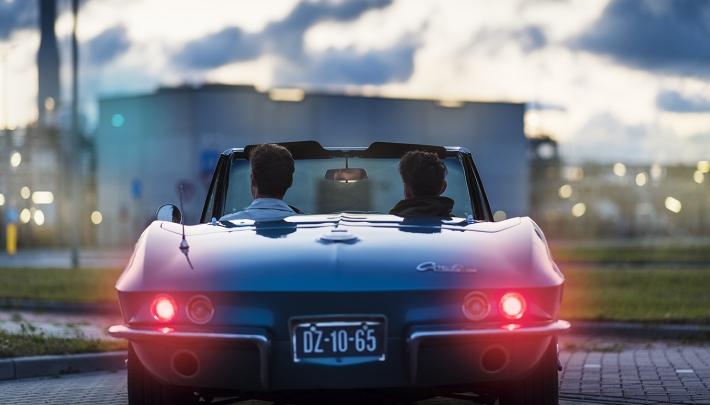 Lucas & Steve lanceren debuutalbum tijdens drive-in party