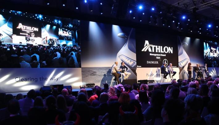 East Side en Athlon zetten groots event op