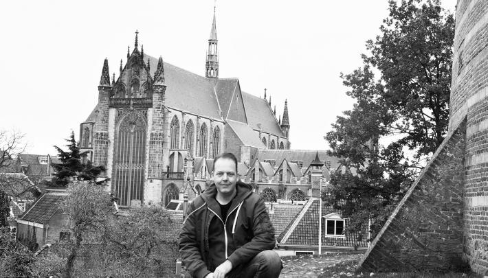 Peter Breedijk: 'Dankzij evenementen kunnen we de kerk behouden'
