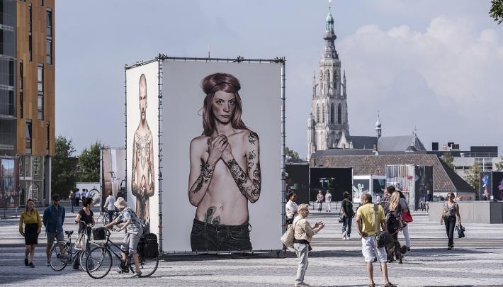 Chassé Promenade wordt foto-expositie ruimte