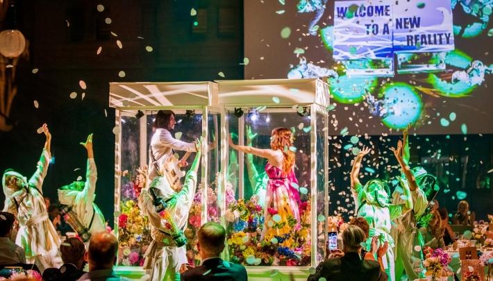Plugged Live Shows verrast in Beurs van Berlage