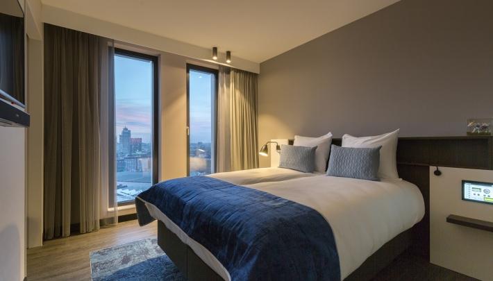 Smart hospitality bij Postillion Hotels