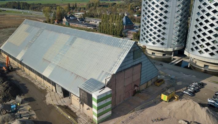 SugarCity veilt industriële puntloods