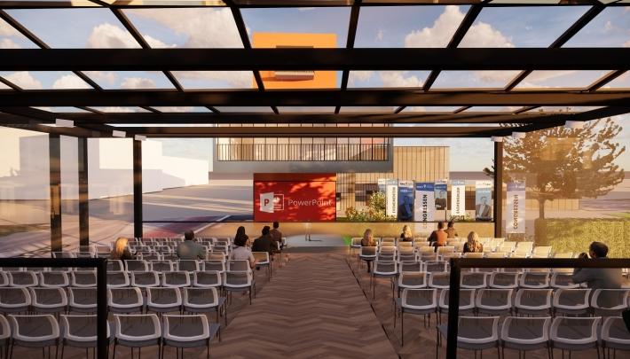 Het NBC Congrescentrum bouwt aan nieuwe ruimte
