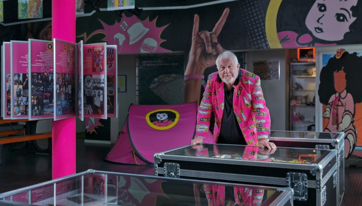 Jan Smeets stopt met Pinkpop: 'maar het zal weer gaan kriebelen'