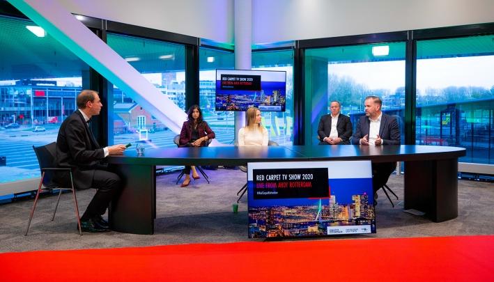 Rotterdam blijft relevant als vestigingsregio voor internationale bedrijven