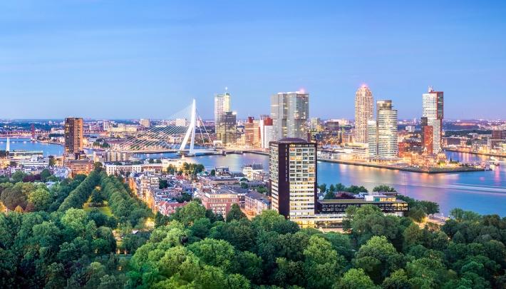 'Rotterdam. GA GEWOON ZELF'