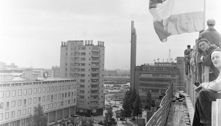 Rotterdam 1956