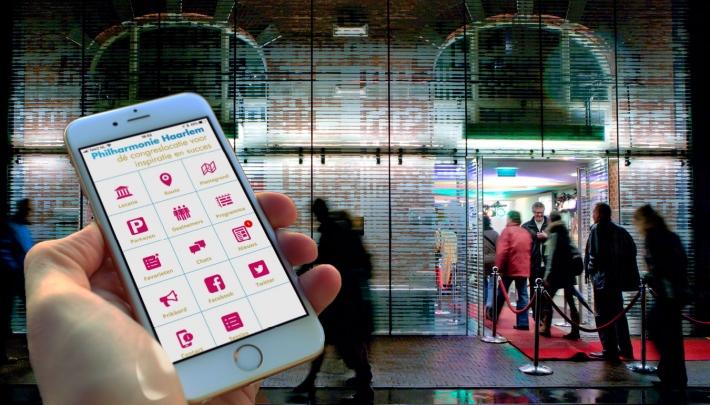 Philharmonie lanceert gratis congres app