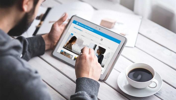 Online startpunt voor succesvolle carrière