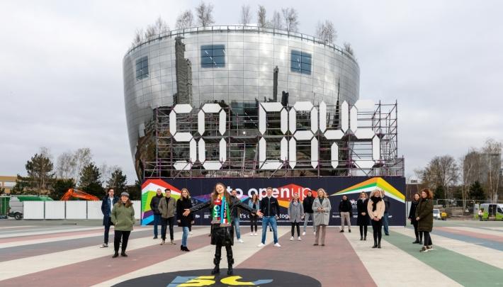 Jubilerend Rotterdam Ahoy verwelkomt eerste artiest Songfestival