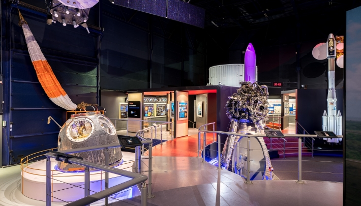 Ruimtevaart is dichterbij dan ooit! 100.000e bezoeker Space Expo
