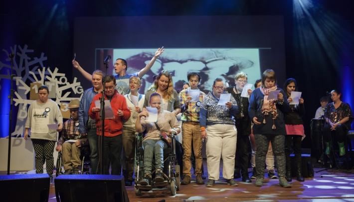 Finale Special Arts poëziewedstrijd in Flint