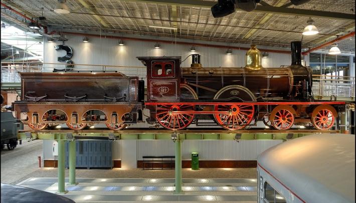 XSAGA bedenkt nieuwe reis voor Spoorwegmuseum