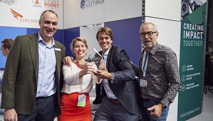 NetworkTables wint 'Future of Meetings Award'