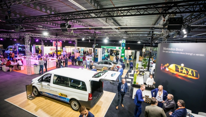 Taxi Expo '21: veilig en verantwoord netwerken