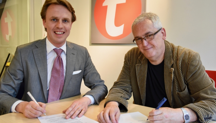 Meerjarige samenwerking voor Tempo-Team en DUCOS Productions