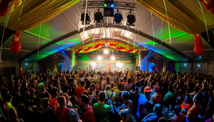 Donselaar Tenten kijkt terug op een succesvol carnavalsfeest