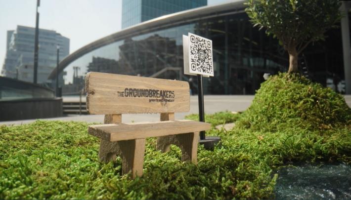 The Groundbreakers eerste groene merkactivatiebureau van Nederland
