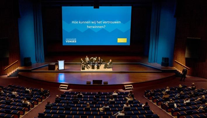 The Hague Venues organiseert locatietour langs 13 locaties