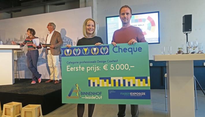 Studio Zuid Design wint hoofdprijs BinnenhofInsideOut
