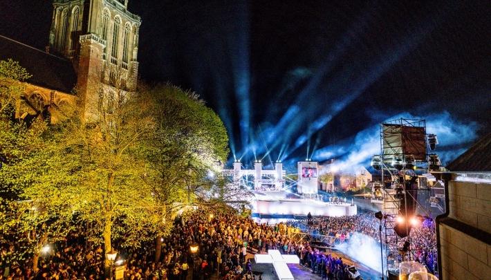 The Passion trekt Europa in met Duitse editie