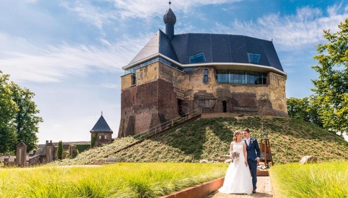 De beste trouwlocatie van Limburg is Kasteel De Keverberg