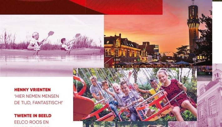 Twente Marketing brengt eigen magazine uit