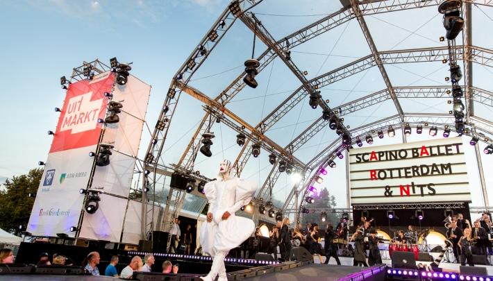 Uitmarkt viert 40-jarig jubileum rondom het Oosterdok