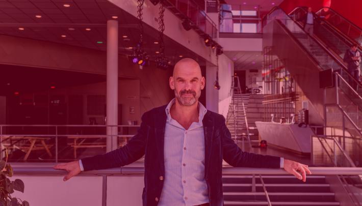 'De coronacrisis is bokswedstrijd met vele rondes', Jeroen Bartelse, TivoliVredenburg