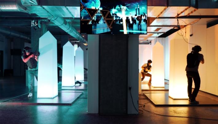 Beleef de ultieme VR experience nu ook in Amsterdam