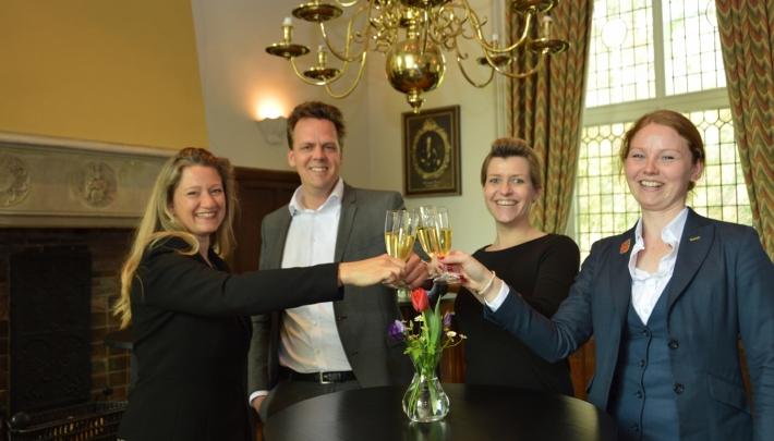 Vineyard en Nyenrode verlengen partnership