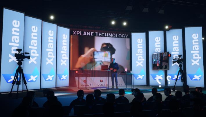 Xplane VR creëert een nieuwe virtuele wereld voor evenementen