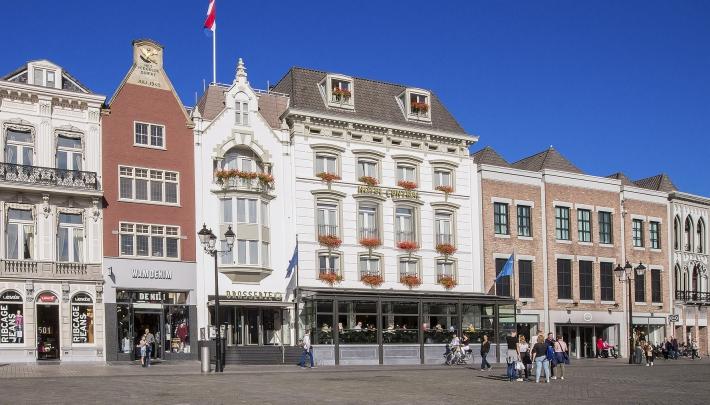 Hotel Central voegt zicht bij Historic Hotels of Europe
