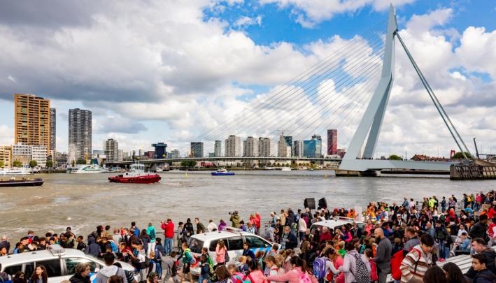 Opening Wereldhavendagen in het teken van teamwork en jongeren