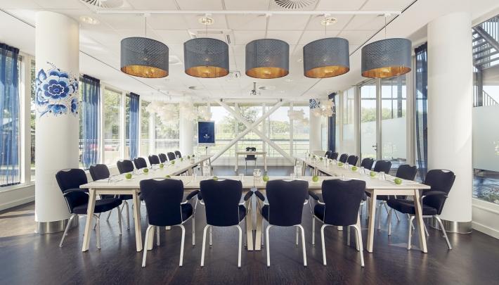 WestCord Hotel Delft: unieke meeting hotspot langs de A13