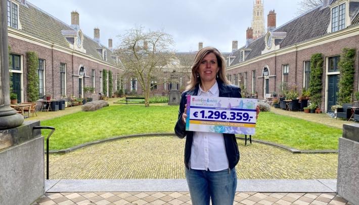 Hendrick de Keyser ontvangt grote bijdrage van BankGiro Loterij