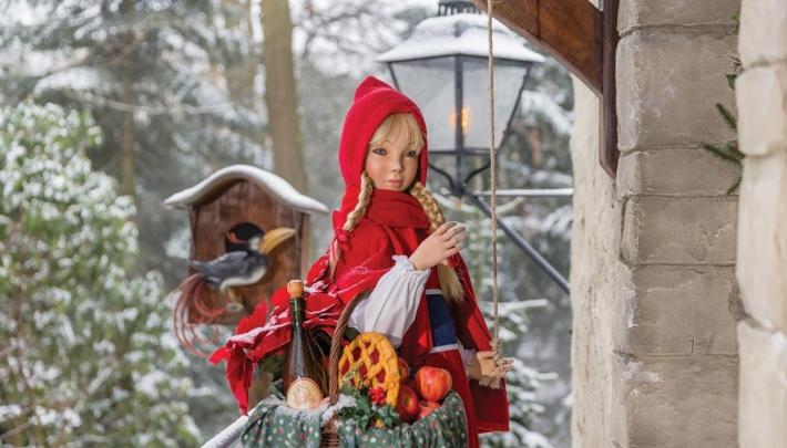 Betoverende bedrijfsevenementen in de Winter Efteling