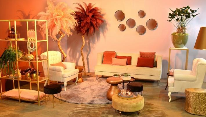 Cosmo Chic: nieuwe decoratielijn Wolterinck & Fraai Projecten