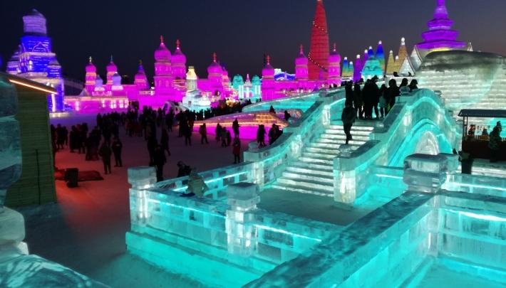 Kontent Structures bouwt World Tour of Frozen Dreams