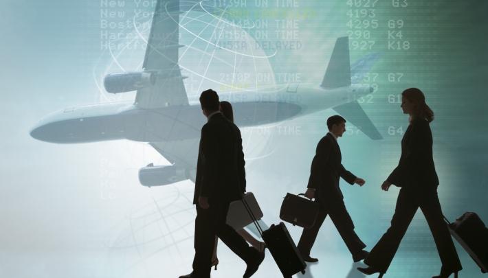 Merendeel zakenreizigers bezorgd over gegevensveiligheid