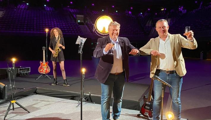 Ziggo Dome Member Club & Vineyard verlengen overeenkomst