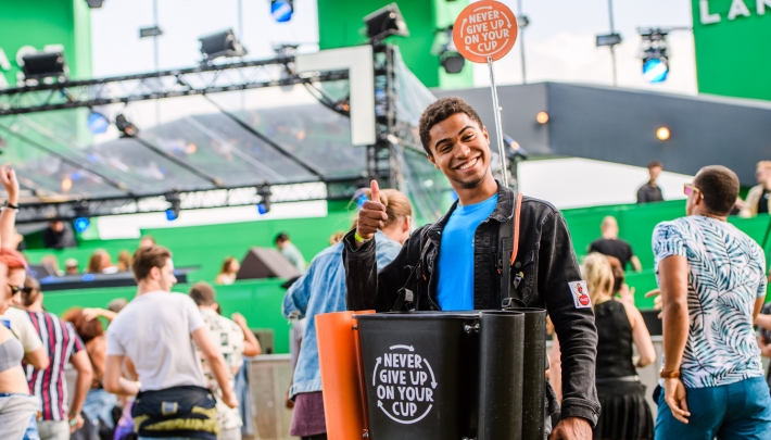 Festivalbranche verandert: van just drop it naar don't waste it (3)